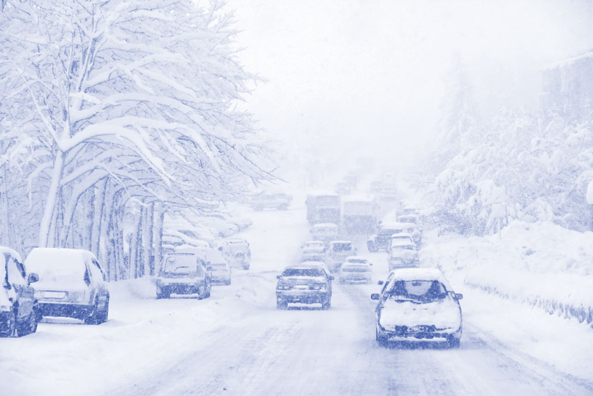 WINTER IS COMING – and That's When the Real Money Is Made