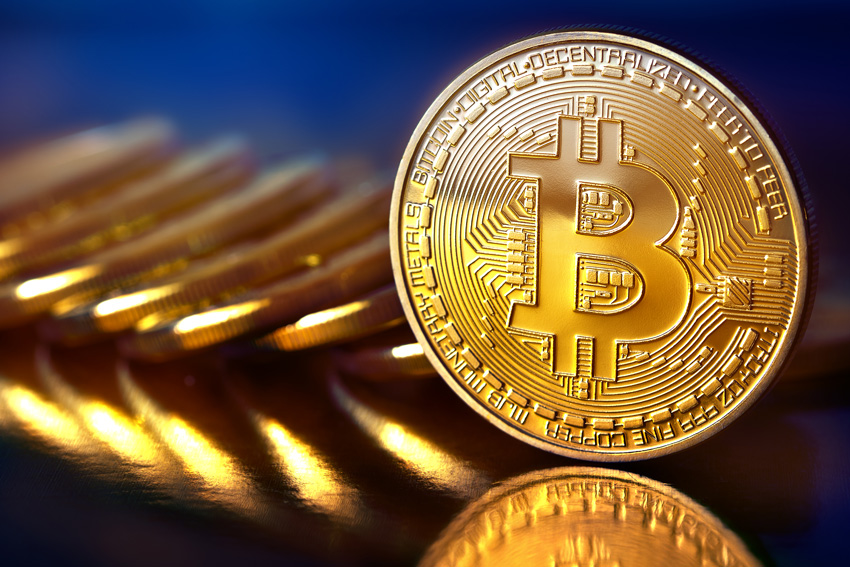 LEVERED CRANK: Gold and BITCOIN Rotating the Wheel!